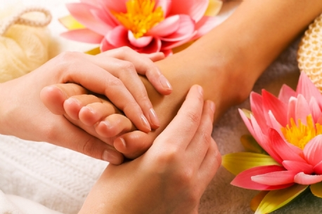 Thai Foot Massage by Manadrin Spa Netherlands